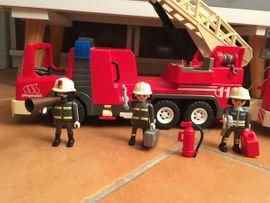 Spielzeug: Lego, Playmobil - Feuerwehr Set von Playmobil