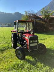 Verkaufe MF 240-2