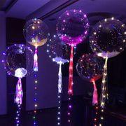 LED Ballon XL LED-Ballon beleuchteter