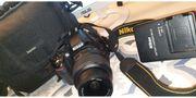 Nikon d3100Dp Spiegelreflexkamera Neuwertig