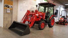 Branson F47Cn 45 PS Traktor: Kleinanzeigen aus Hörselberg-Hainich - Rubrik Traktoren, Landwirtschaftliche Fahrzeuge