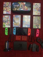 Nintendo switch mit Garantie und