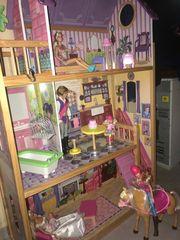 Puppenhaus KidKraft Kayla