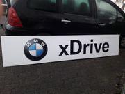 Männergeschenk - BMW Schild xDrive