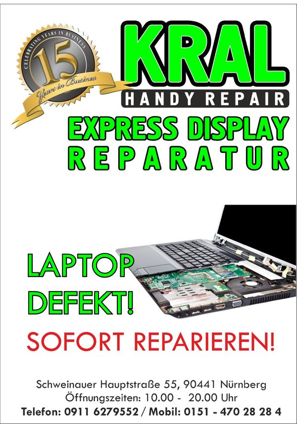 Mac book Laptop Notebook Reparatur