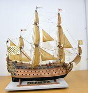 Hobby-Aufgabe Modellschiff Le Soleil Royal