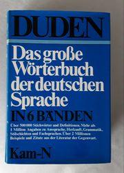 Wörterbuch der deutschen Sprache 6
