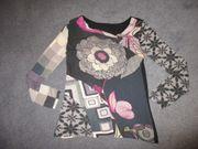 Desigual - Shirt - Langarm - M bunt