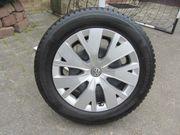 1 Satz VW-Kompletträder Winterreifen