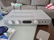 Audiolab 6000a play silber 4