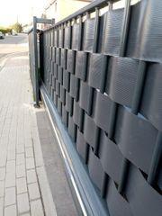 Montage von Zäune und Tore