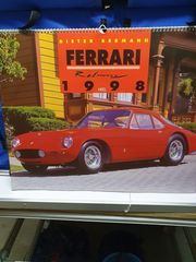 Ferrari Kalender 1998