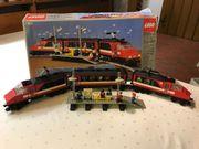 Lego Passagierzug ICE 7745
