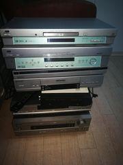 Diverse Stereo Receiver Verstärker etc