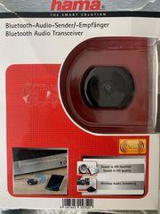 Bluetooth Audio Sender Empfänger