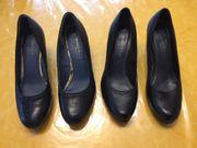 Damen Echt Leder Schuhe
