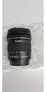Canon EFS 10-18mm f 4