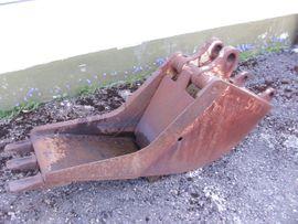 Bild 4 - Baggerlöffel Grablöffel ca 38 cm - Balingen