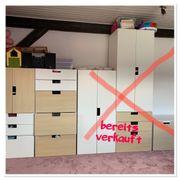 IKEA-Kinderzimmerschrank 2teilig