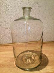 Original Weinballon Glas 44cm hoch
