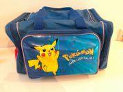 Pokemon Tasche Tragetasche Pikachu gebraucht
