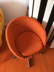 Sessel drehbarer Sitz und Bürostuhl
