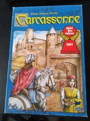 Carcassonne Spiel des Jahres 2001