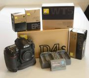 Nikon D4s SET - 23 000