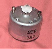 Motor für Kassetten-Tapedecks Cassette-Deck Autoreverse