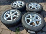 15Zoll Alufelgen Winterräder Dacia Dokker