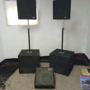 KS-Audio MK 2 PA-Anlage Aktiv