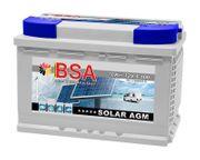 BSA Versorgungsbatterie AGM 70Ah 12V