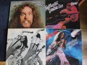 LP Sammlung - Hardrock - ACDC Whitesnake -