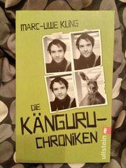 Taschenbuch Die Känguru-Chroniken Marc-Uwe Kling