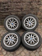 BMW E36 Sommer Räder Reifen