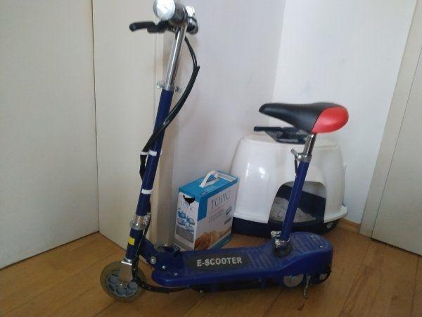 e scooter ohne Akku