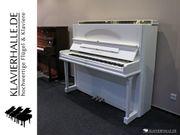 Grotrian-Steinweg Klavier Concertino weiß satiniert