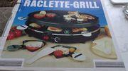 Raclette oder Elektro Grill