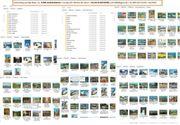 4000 Ansichtskarten neu Europa ab