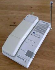 Schnurlostelefon Telefon Panasonic Modell KX-T3720H