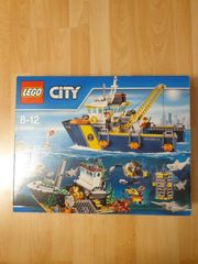 Lego Meeresforschungsschiff 60095