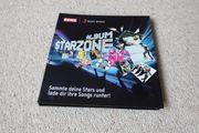 Verkaufe Rewe Sammelalbum Starzone komplett