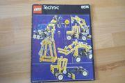 Lego Technik Anleitung 8074