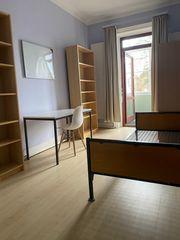Möbliertes Verandazimmer in Stuttgart-Ost ab