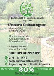 Gartenpflege und Hausmeisterservice