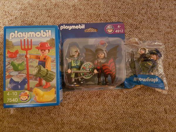 Playmobil NEU originalverpackt Bauer mit