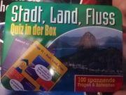 Stadt Land Fluss Quiz Box