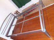 Metallbett Lattenrost Matratze 140x200