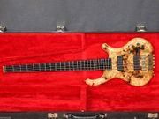 Gitarre Bass Carbon Schack V