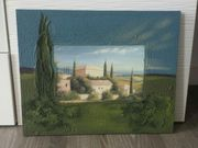 Landschaftsbild Toskana